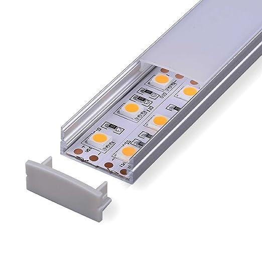 INNR Smart LED Schienen Erweiterung 2 x 0,5 m weiss