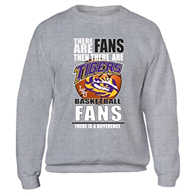 size 40 43afb 43cde Amazon.com: LSU Tigers Store - Basketball Fans - T-Shirt ...
