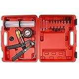 8MILELAKE 21pcs Handheld Vacuum Pump Set Tester
