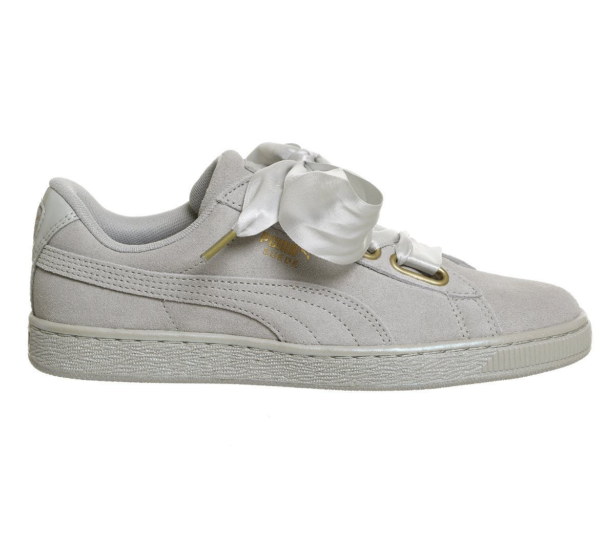 Puma Suede Suede Heart Femme Satin II, Sneakers Sneakers Basses Femme Gris ea3ab0c - latesttechnology.space