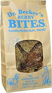 product image for Dr. Becker's Bites Treats for Cats and Dogs, 5 Ounces Per Bag
