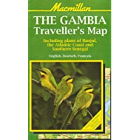 Gambia Traveller's Map