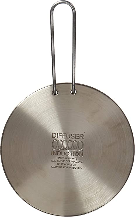 Ilsa Difusor Universal de Calor, Adaptador de inducción Ilsa, 21 cm, Difusor de Indución 16 cm, Acero: Amazon.es: Hogar