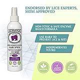 LiceLogic Head Lice Prevention Spray | Non Toxic