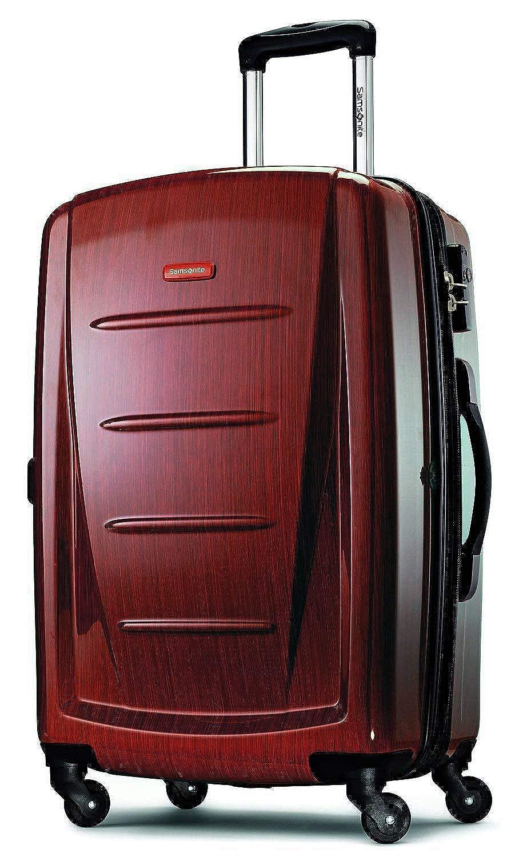 Samsonite(サムソナイト) スーツケース ウィンフィールド2 ファッションHSスピナー24 B01H2ESWK6 バーガンディー One Size