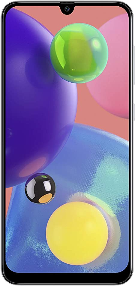 Samsung Galaxy A70s (White, 6GB RAM, 128GB Storage) with No Cost EMI/Additional Exchange Offers