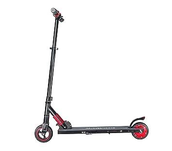 Megawheels Faltbar Elektroroller 250W 23km//h City Roller E-Scooter Electro weiß
