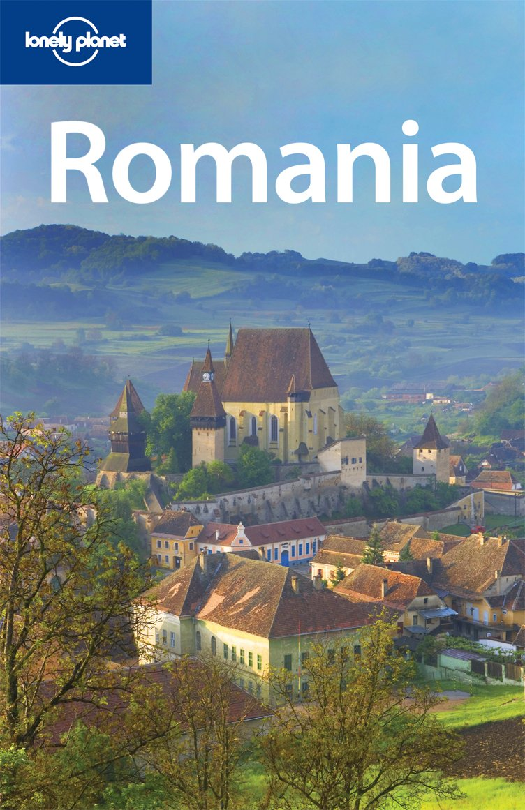 Lonely Planet Romania Country Travel product image