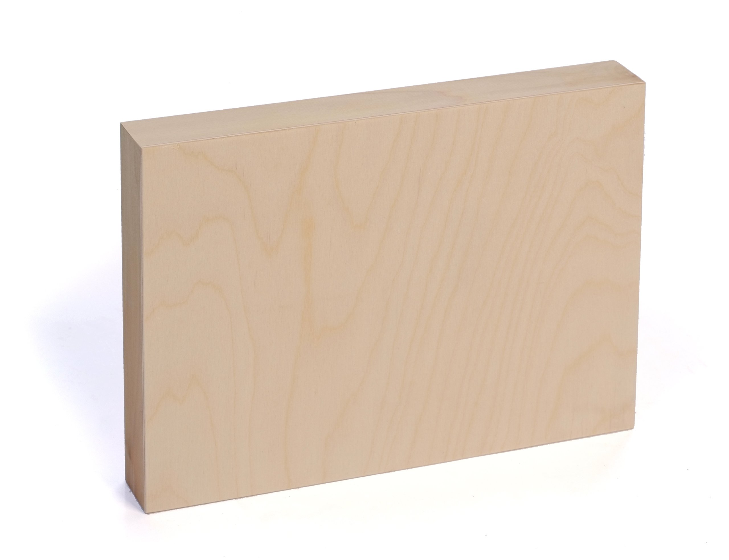 American Easel 9 Inch by 12 Inch by 7/8 Inch Deep Cradled Painting Panel