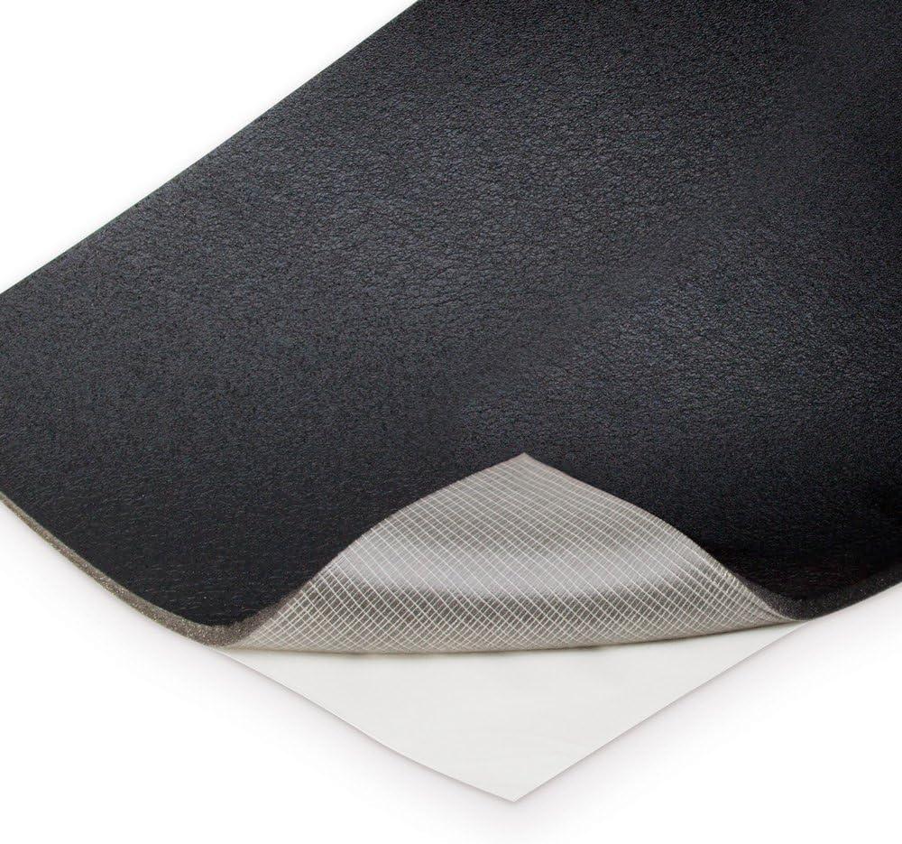 Sinuslive DSM amortiguación de Espuma, 1000 x 500 x 11 mm, Autoadhesivo