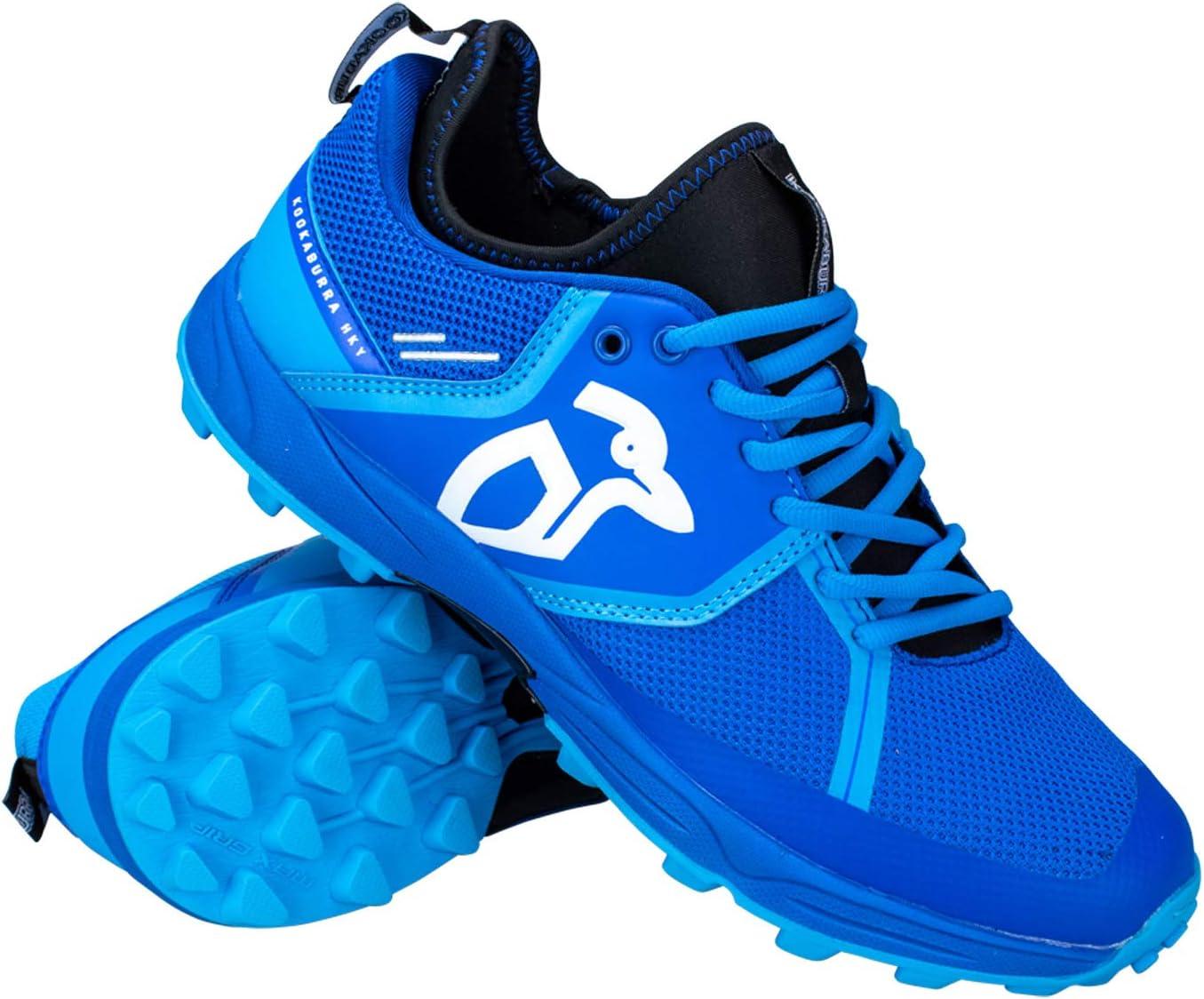 Color Azul Unisex KOOKABURRA Zapatillas de Hockey de xen/ón