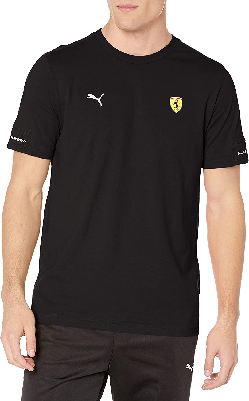 PUMA Scuderia Ferrari SF tee - Camiseta Hombre: Amazon.es: Ropa y accesorios