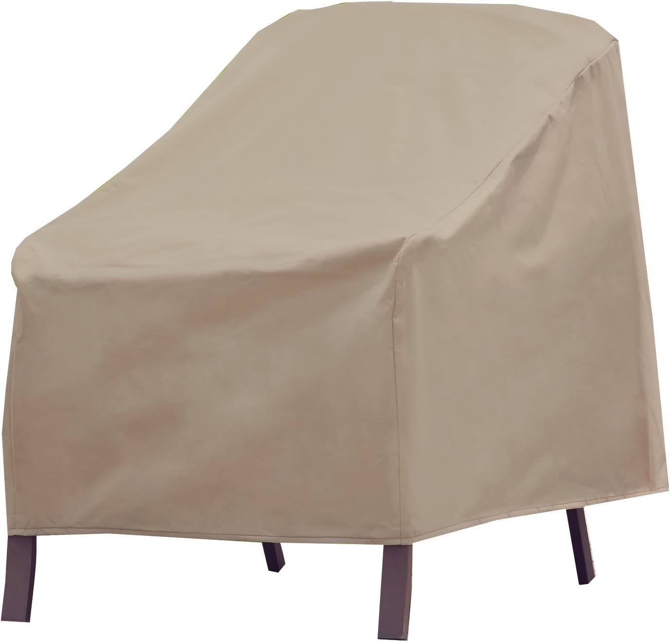 Modern Leisure 3134D Chair Cover, Weather Water-Resistant Patio Chair Cover