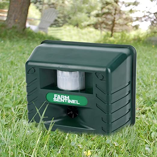 Seicosy (TM) Outdoor Animal Pest Repeller & Indoor Rodents Control, Against Mouse, Rat and Insects