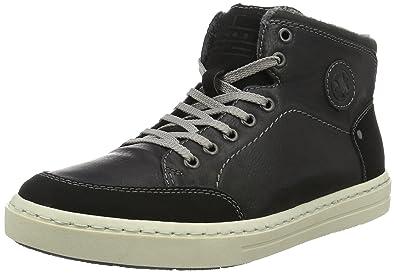 Rieker Herren Sneaker, schwarz  Amazon.de  Schuhe   Handtaschen 2914ffd4cf
