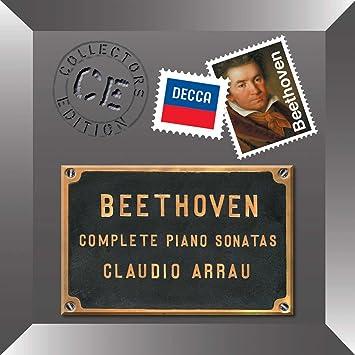 Arrau Heritage Beethoven