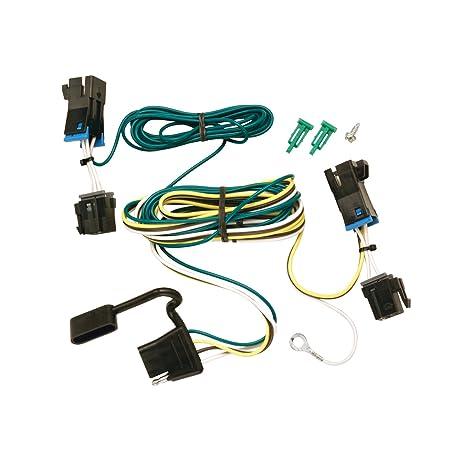 amazon com tekonsha 118392 t one connector assembly automotive rh amazon com car wiring harness connectors