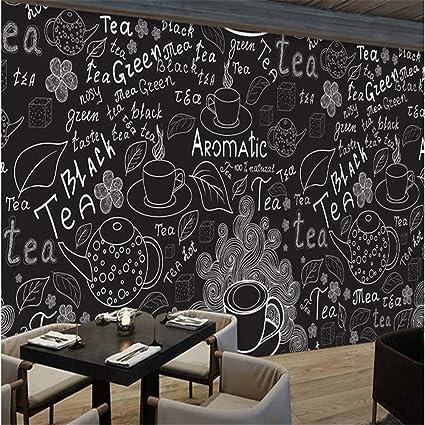 Mural Fotomural Papel Pintado 3D Ilustraciones Pintadas A ...