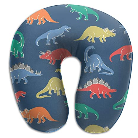Amazon.com: XUJ YOGA Ideal Gift Cartoon Dinosaur Memory Foam ...