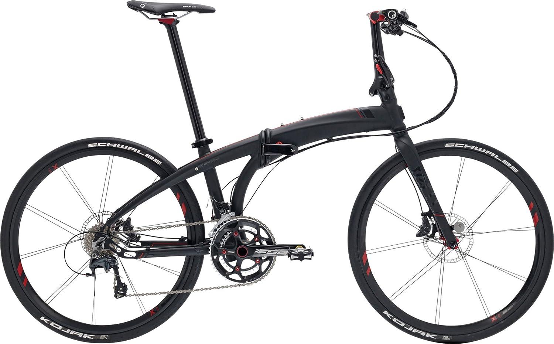 tern(ターン) Eclipse X22 26インチ 2016年モデル 折りたたみ自転車 [22speed、前後ディレイラー] マットブラック/ブラック 16ECX22MBBK B015ZAHX0Y