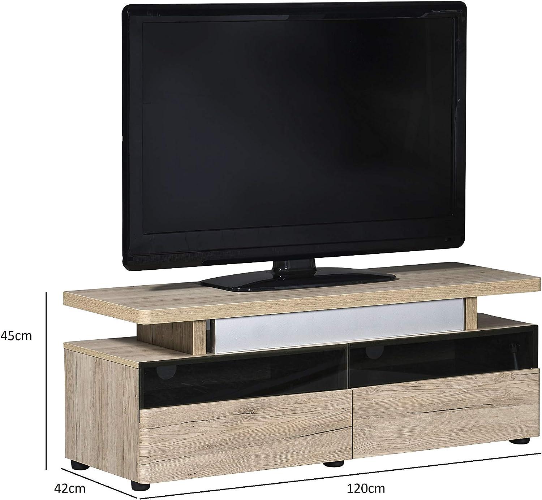 Marca Amazon - Movian Spey - Mueble para TV de hasta 55