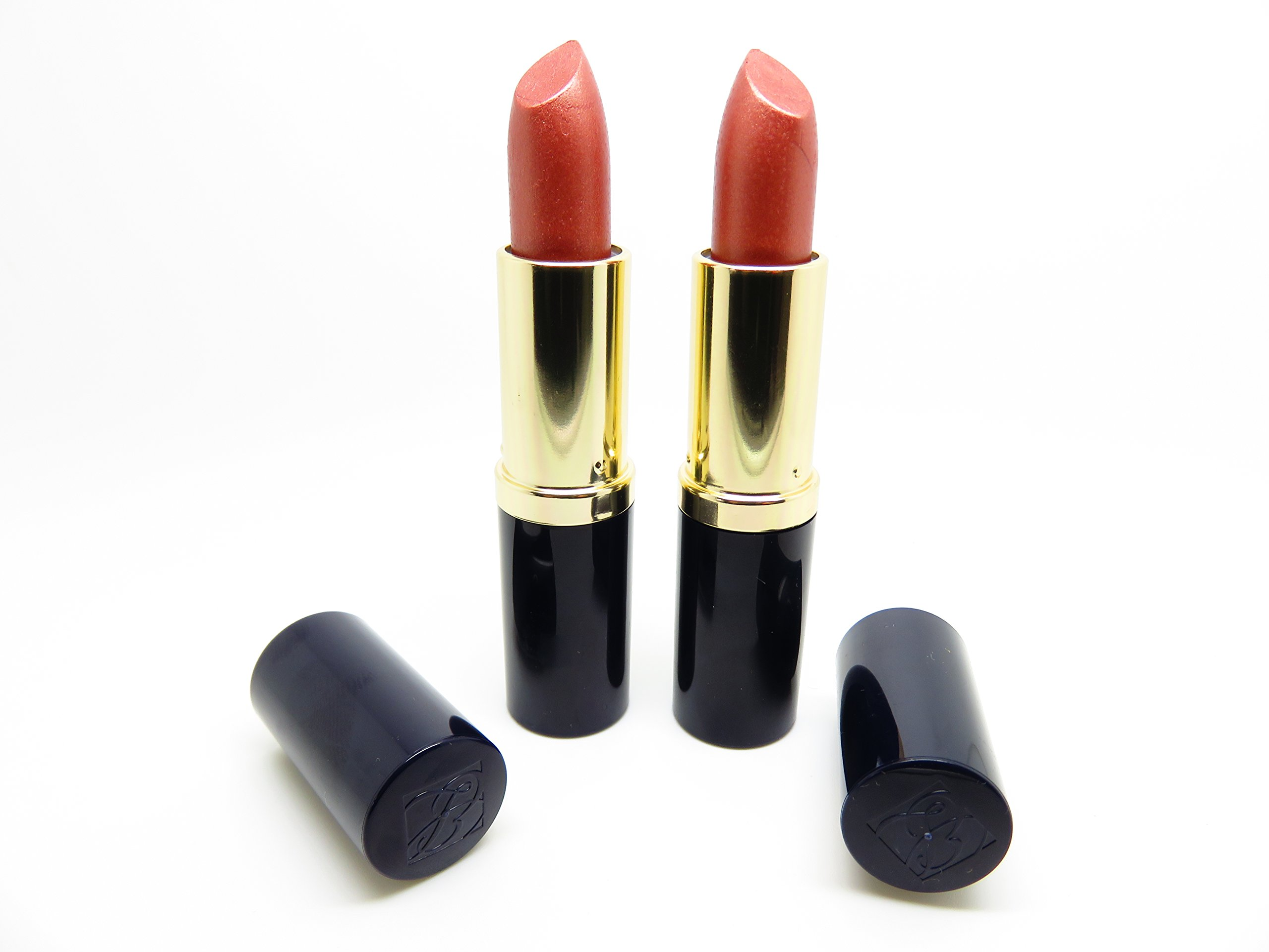 New! 2 X Estee Lauder Lipstick Pure Color 83 Sugar Honey Shimmer, Full Size by Estee Lauder