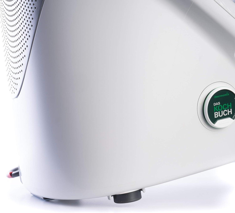 Deslizador térmico para Thermomix Tm5, con base de teflón ...