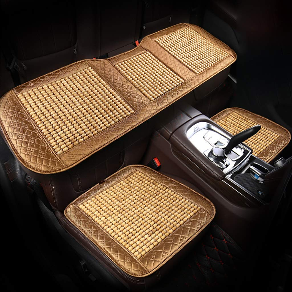 Qi Peng Muzhu Car Seat Cushion, Summer Car Seat Cushion, Cool Cushion, Four Seasons Universal Cushion seat Cushion (Color : 1#, Edition : D)