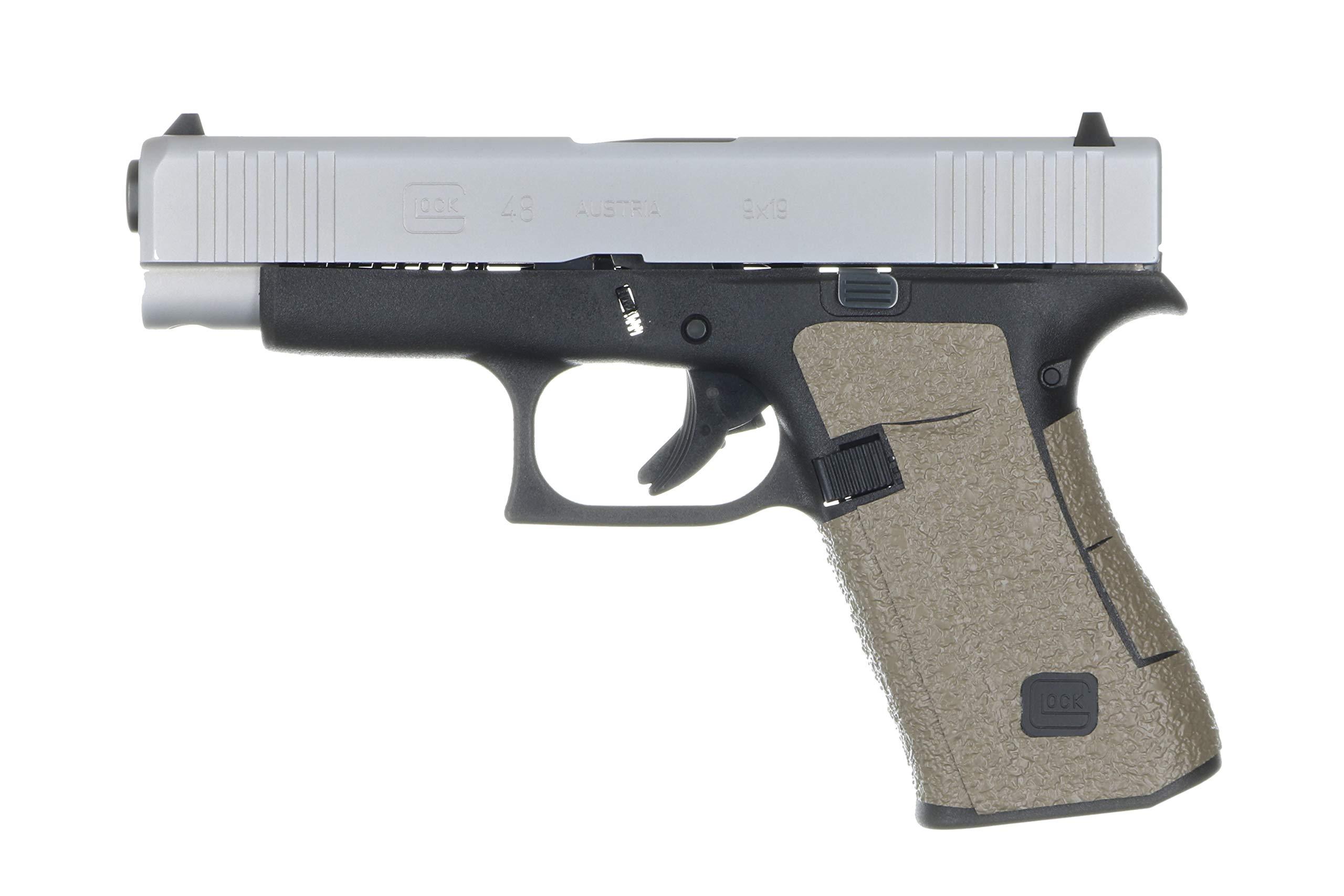 TALON Grips for Glock 43X & 48 by TALON Grips