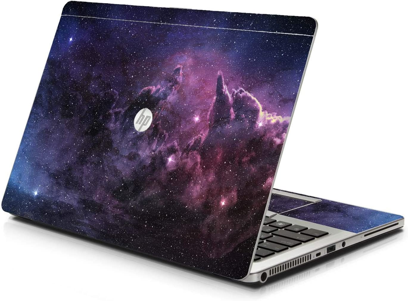 LidStyles Vinyl Protection Skin Kit Decal Sticker Compatible with HP Elitebook Folio 9480m (Cosmos)