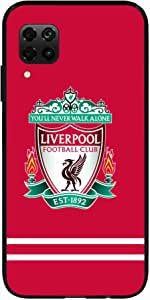 Okteq Clear TPU Protection and Hybrid Rigid Clear Back Cover Compatible with Huawei Nova 7i - liverpool