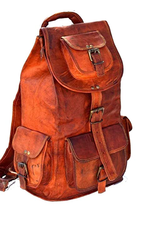45cdbc48576 Original Leather College Bags /Backpack/Bag/ Stylish Latest Trendy For  Men/Women
