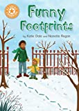 Funny Footprints: Independent Reading Orange 6 (Reading Champion)