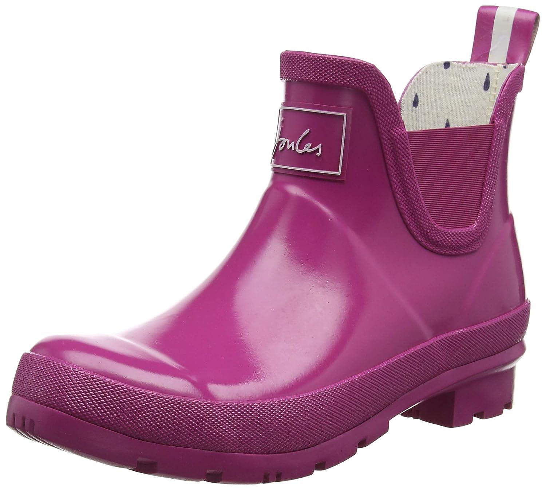 Joules US ピンク Women's Wellibob Ankle-High Rubber Women's Rain Boot Rubber B07DKVHR9P 6 M US ピンク ピンク 6 M US, 辰口町:ff23d9c2 --- verkokajak.se