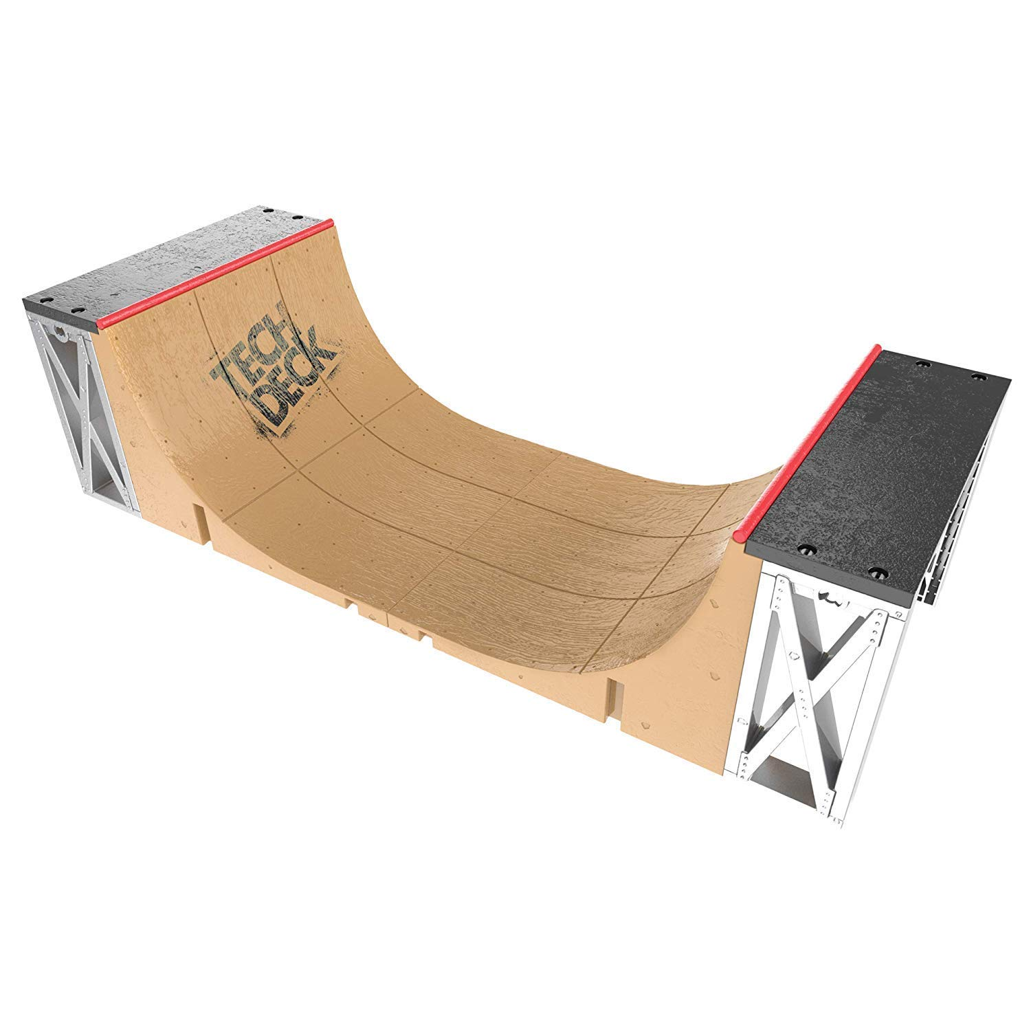 Tech Deck - Ultimate Half-Pipe Ramp and Exclusive Primitive Pro Model Finger Board, for Ages 6 and Up by Tech Deck (Image #6)