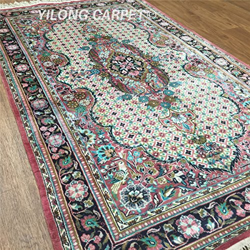 Yilong Carpet Hand Knotted Tabriz Persia - Royal Palace Runner Rug Shopping Results