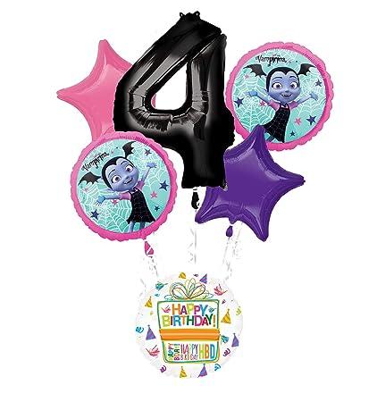 Amazon Mayflower Products Vampirina 4th Birthday Party Supplies