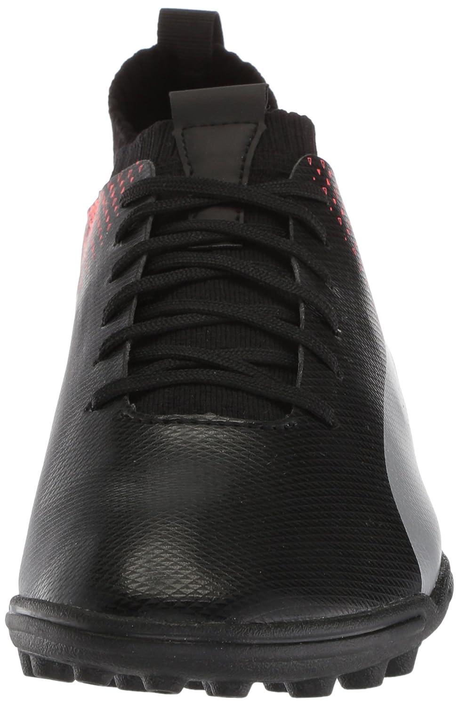 46d2c76473a3a4 PUMA 19669 B01GQL22FW Men s Evoknit Evoknit FTB TT Soccer Shoe Puma Black- puma Silver-red Blast ad003b1 - jsocialbookmrking.website