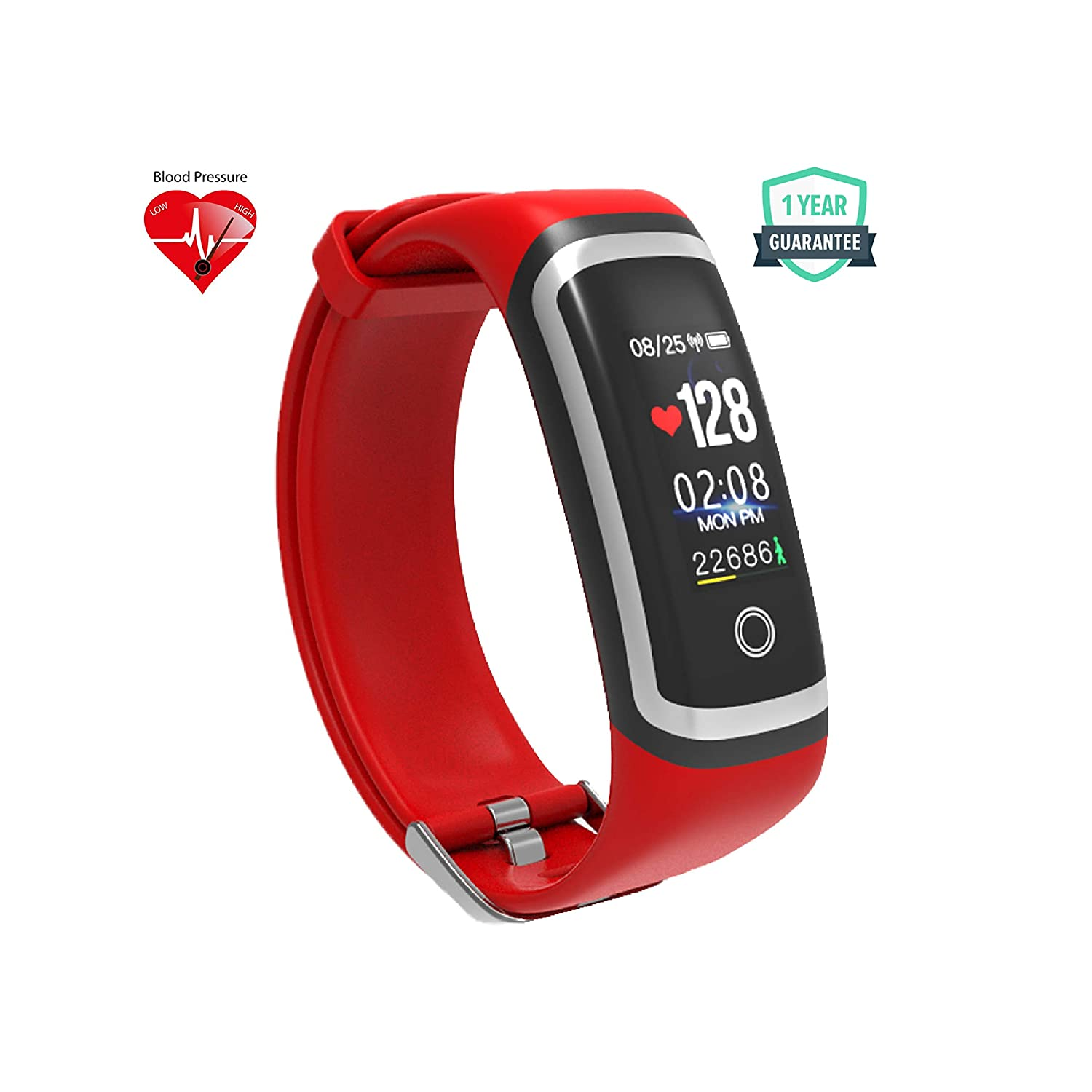 WEARFIT WP116 Color Screen Best Fitness Smart Band in India under 3000