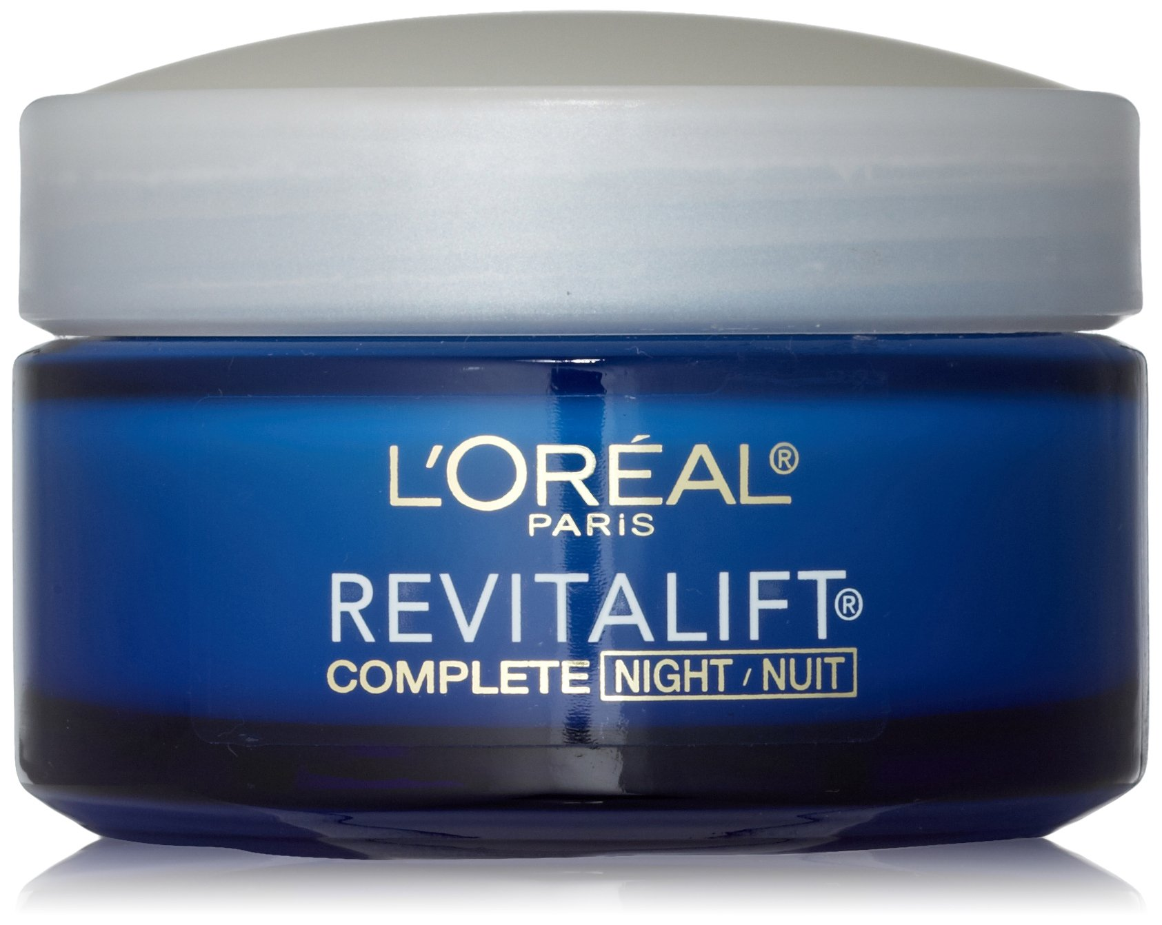 LOreal Paris, RevitaLift Anti-Wrinkle + Firming Night Cream Moisturizer 1.7 oz
