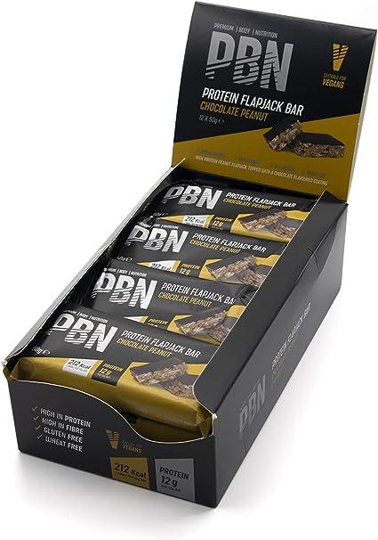 PBN - Premium Body Nutrition - Galleta de avena con alto ...