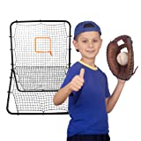 Crown Sporting Goods Multi-Sport Rebounder Pitch