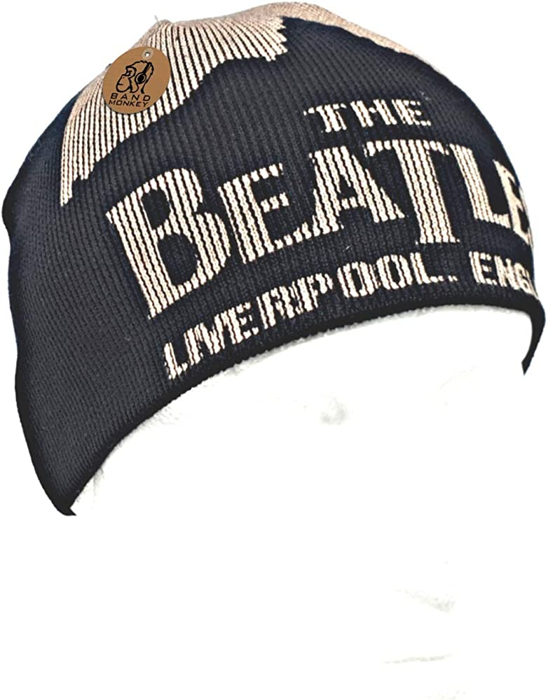 Boina Beatles Motivo: Liverpool: Amazon.es: Ropa y accesorios