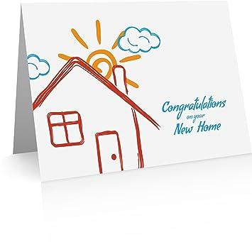 Amazon.com: Inauguración de inauguración tarjeta de ...