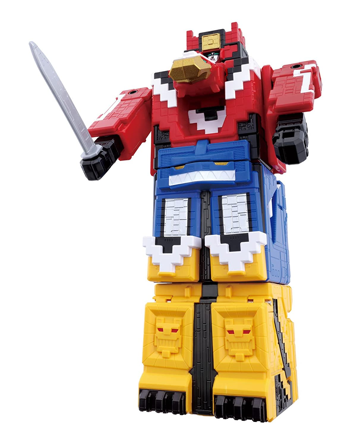 Power Ranger   Doubutsu Sentai Zyuohger  Zyuoh Cube 123 and DX Zyuoh King