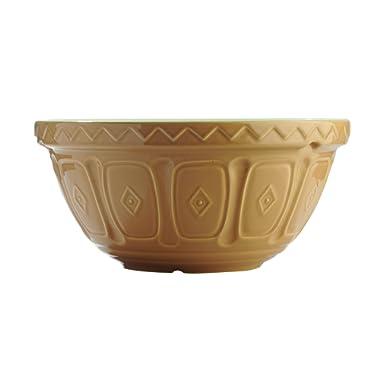 Mason Cash Cane Mixing Bowl, S12, 11-1/2-Inches, 4-1/4 Quarts