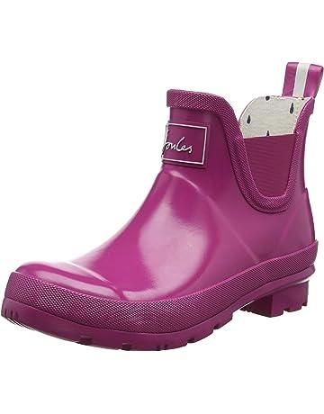 f9348a82e Joules Women's Wellibob Gloss Wellington Boots