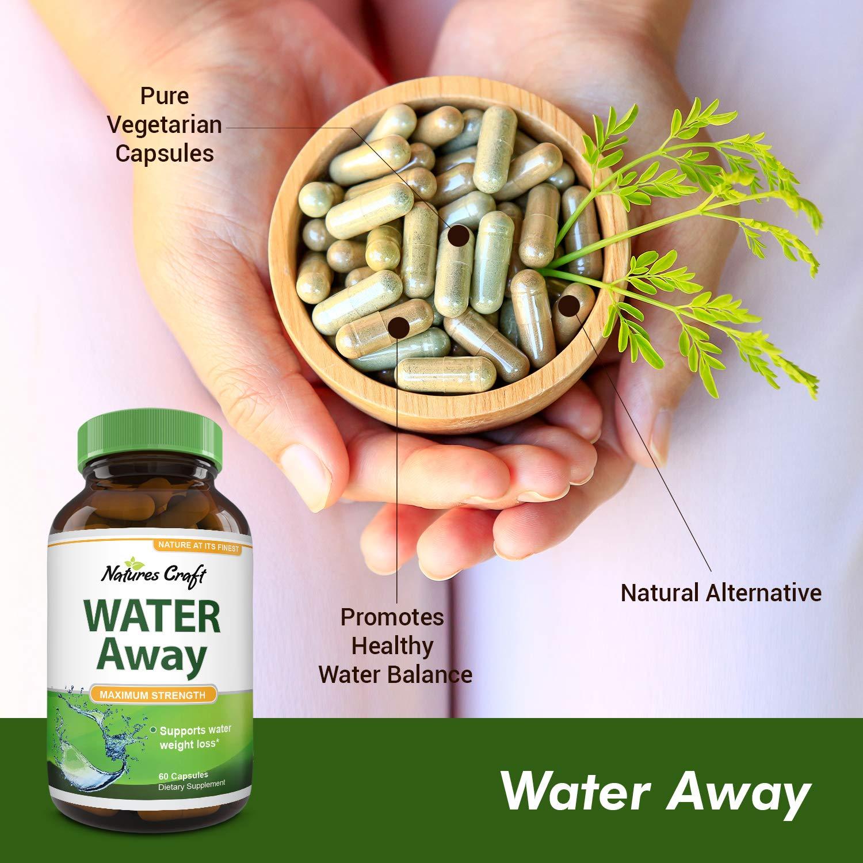benefits water pills weight loss