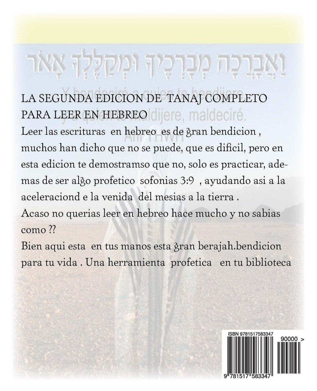Tanaj Para Leer En Hebreo Con Paleo Hebreo Hebreo Ashuri  # Muebles En Hebreo