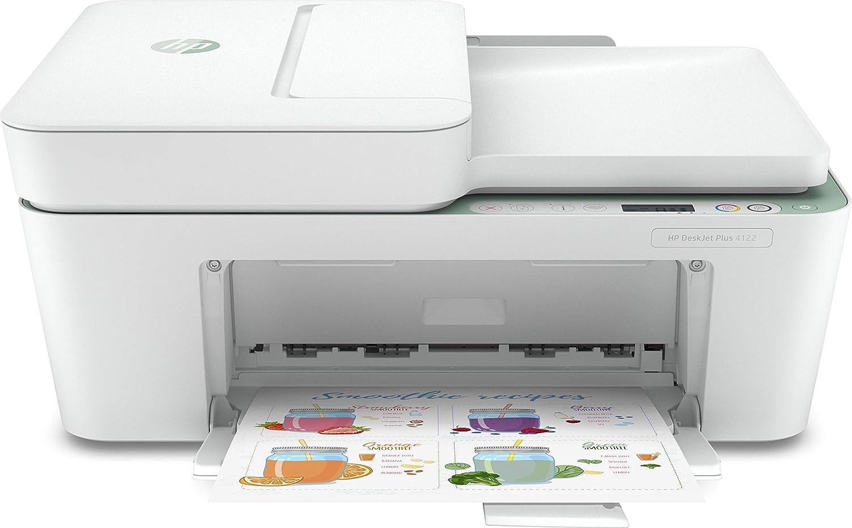 Hp Deskjet Plus 4122 Multifunktionsdrucker Inkl 6 Computer Zubehör